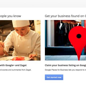 new google plus local