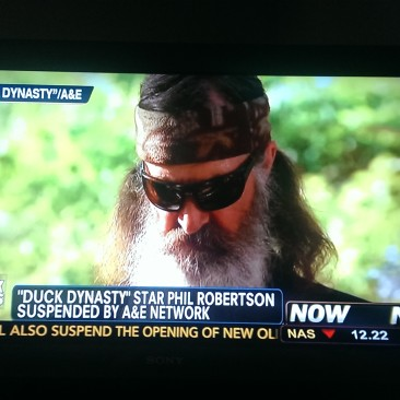 Support Phil Robertson