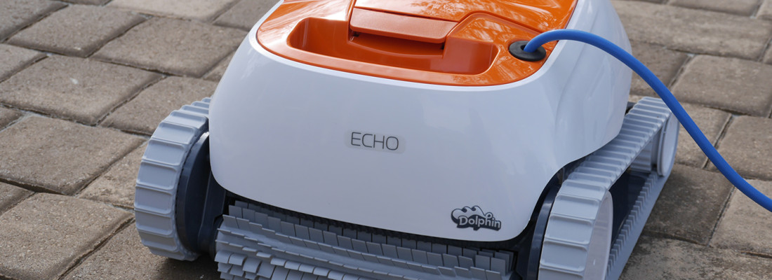 Dolphin Echo Pool Cleaner by Maytronics