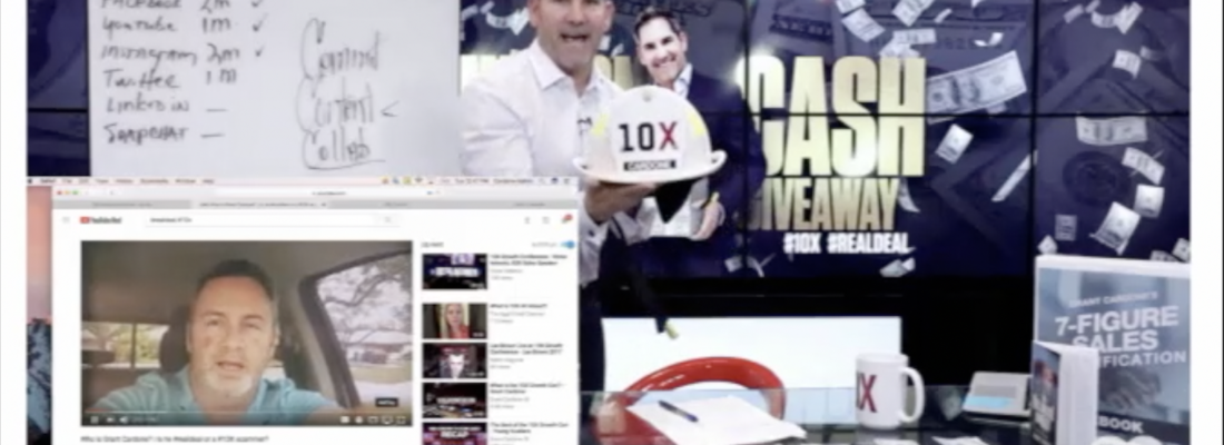Who is Grant Cardone